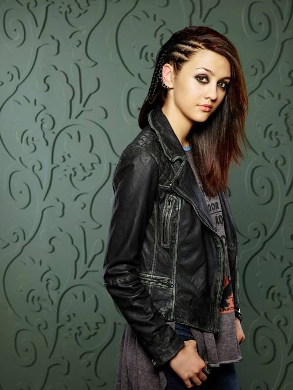 How to Get Away With Murder Rebecca Sutter Black Leather Jacket