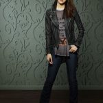 Katie Findlay How to Get Away With Murder Biker Leather Jacket