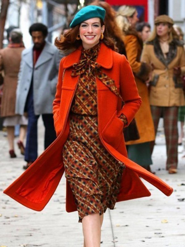 Lexi Modern Love Wool Coat