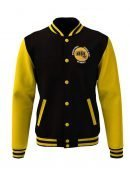 Moletom Karate Kid Cobra Kai Snake Logo Bomber Jacket