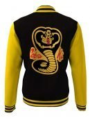 Moletom Karate Kid Cobra Kai Versity Jacket