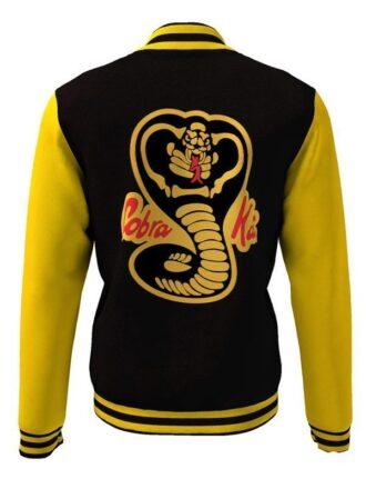 Moletom Karate Kid Cobra Kai Versity Jacket