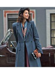 Outlander Claire Randall Grey Coat
