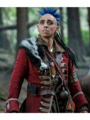 Outlander S04 Kaheroton Red Coat
