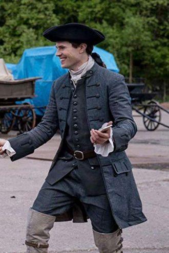 Outlander Season 04 David Berry Cotton Coat