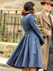 Outlander Season Caitriona Balfe Trench Coat
