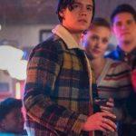 Riverdale Jughead Jones Checked Wool Jacket
