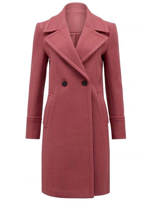 Riverdale Lili Reinhart Pink Coat