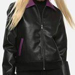 Riverdale Pretty Poisons Toni Topaz Leather Jacket