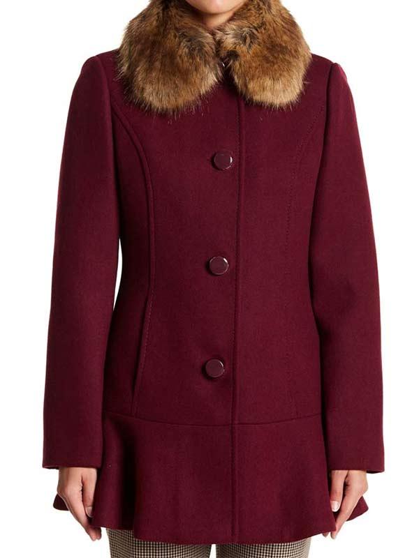 Riverdale Veronica Lodge Wool Coat