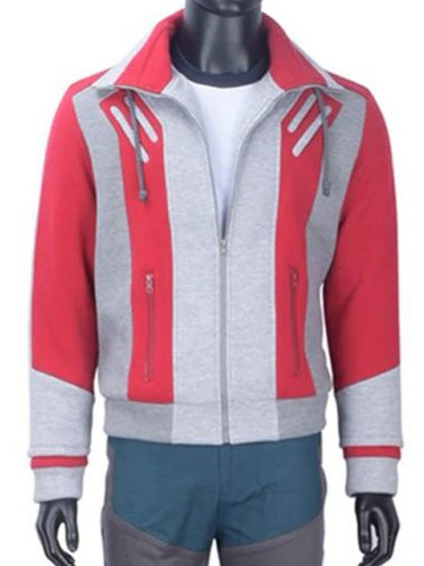 Ryan Potter Titans Fleece Jacket
