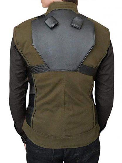 Scarlett Johansson Avengers Infinity War Vest