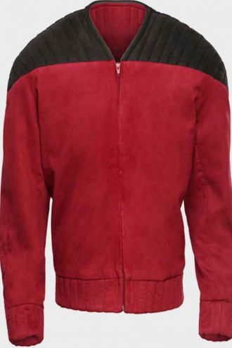 Star Trek Next Generation Patrick Stewart Jacket