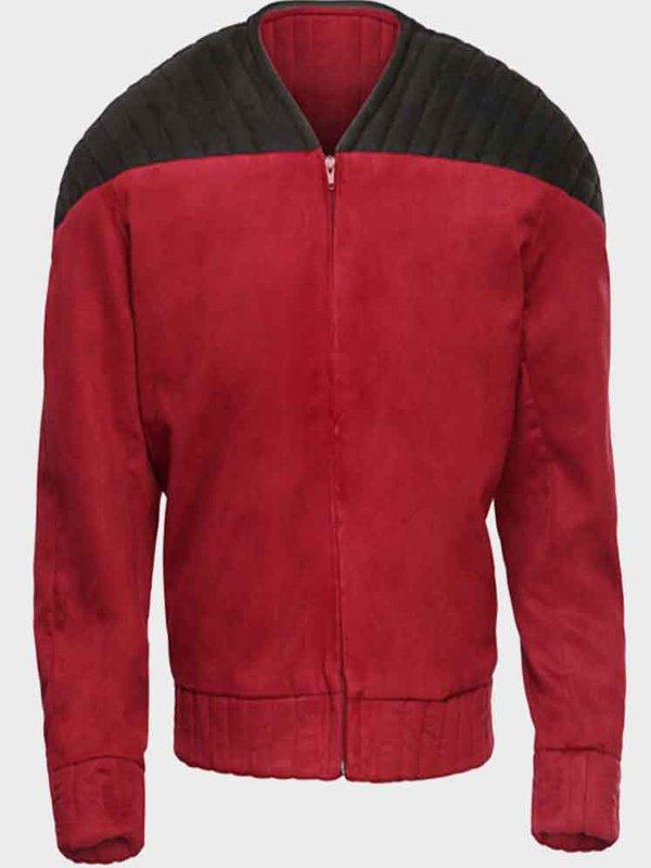 Star Trek Next Generation Patrick Stewart Jacket