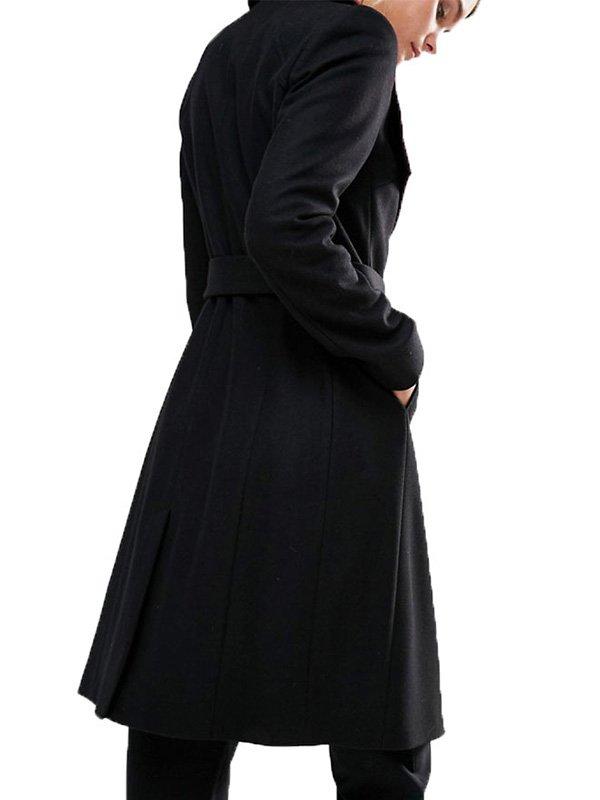 TV Series Riverdale Marisol Nichols Black Wool Coat