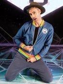 Taika Waititi I'm Tired Blue Varsity Unisex Jacket
