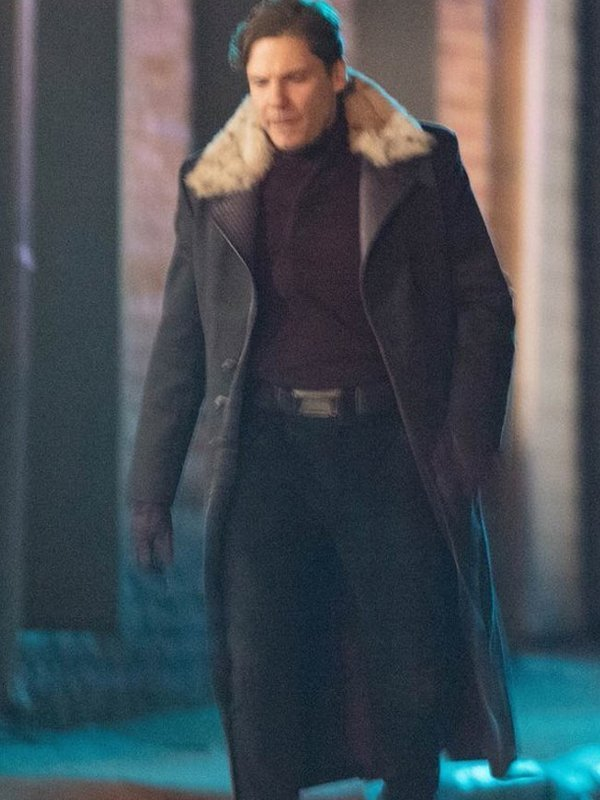 The Falcon And The Winter Soldier Baron Zemo Black Coat