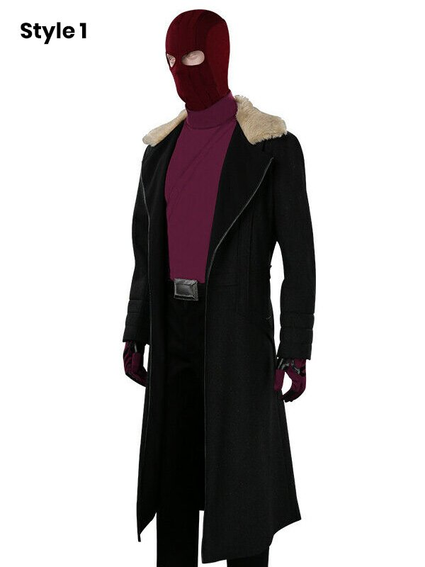 The Falcon And The Winter Soldier Baron Zemo Fur Coat (5)