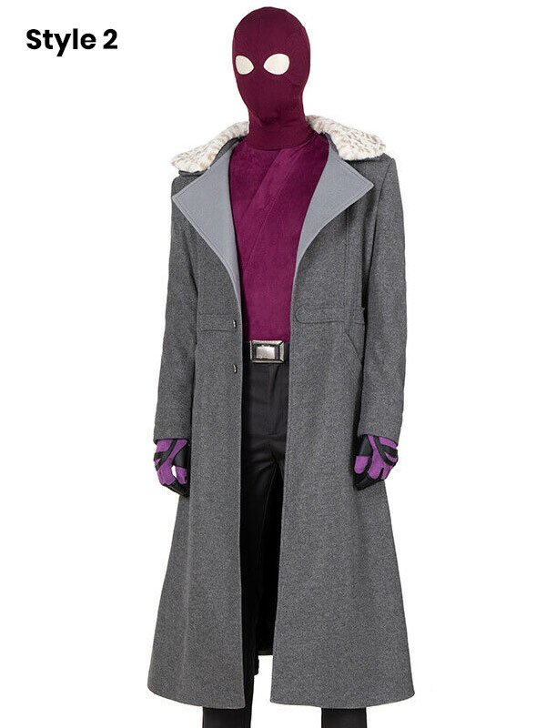 The Falcon And The Winter Soldier Baron Zemo Fur Coat (7)