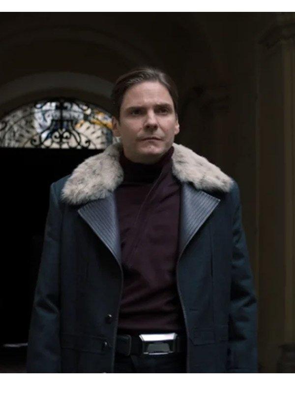 The Falcon And The Winter Soldier Daniel Bruhl Coat