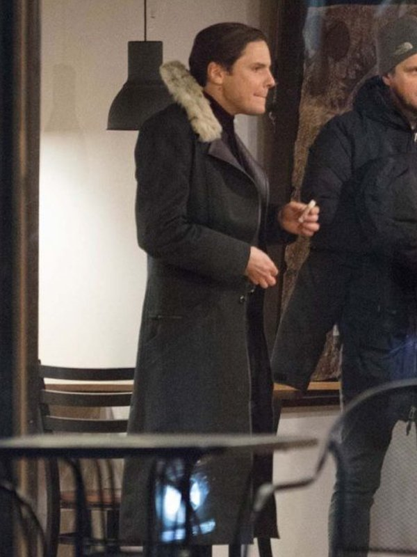The Falcon And The Winter Soldier Daniel Bruhl Wool Coat