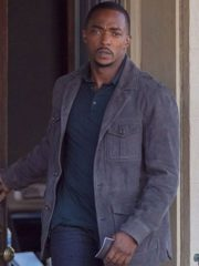 The Falcon And The Winter Soldier Sam Wilson Purple Jacket