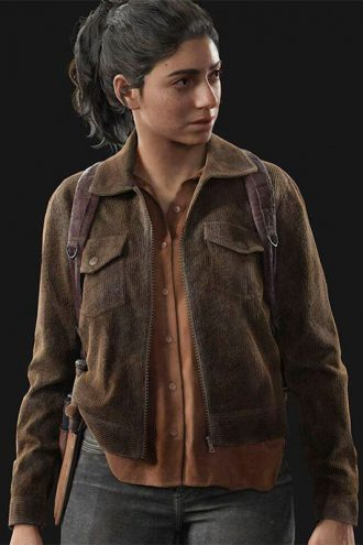 The Last Of Us Part II Dina Corduroy Jacket