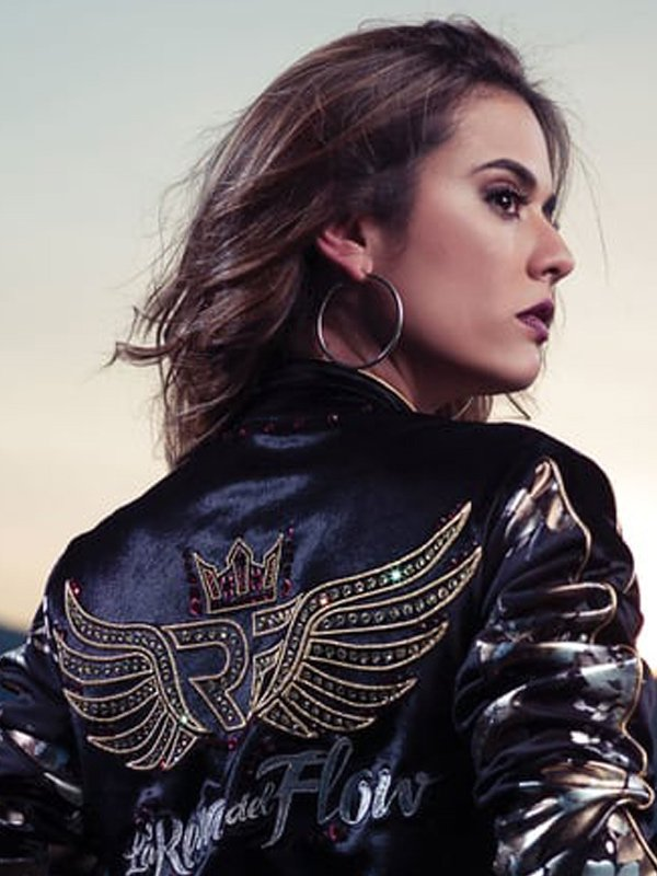 The Queen of Flow Carolina Ramirez Jacket