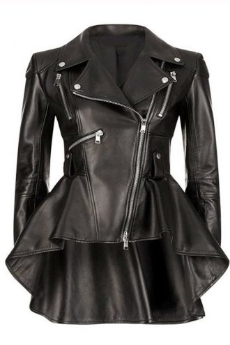The Umbrella Academy Emmy Raver Lampman Leather Jacket