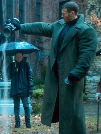 The Umbrella Academy Luther Wool Coat