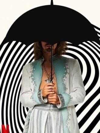 The Umbrella Academy S02 Robert Sheehan Embroidery Coat