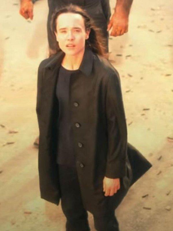 The Umbrella Academy S02 Vanya Hargreeves Wool Coat