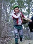 Titans Gar Logan Beast Boy Jacket
