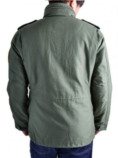 Travis Bickle Taxi Driver Cotton Jacket