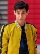 Tv Series High School Musical Frankie A. Rodriguez Suede Jacket