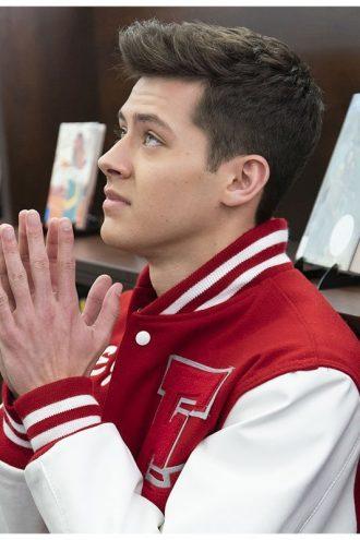 Tv Series High School Musical Matt Cornett Wool Jacket