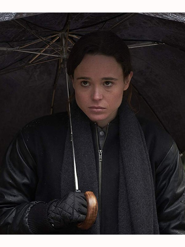 Tv Series The Umbrella Academy Ellen Page Jacket