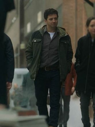 Tv Series The Umbrella Academy John Magaro Cotton Jacket With Hood