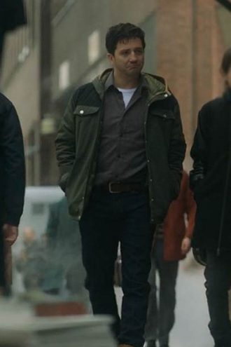 Tv Series The Umbrella Academy John Magaro Cotton Jacket With Hood