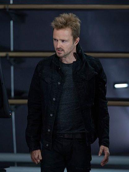Tv Series Westworld S03 Caleb Nichols Black Jacket
