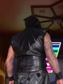 Undertaker Leather Vest