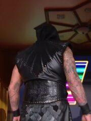 Undertaker Leather Vest