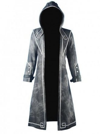 Video Game Dishonored Corvo Attano Trench Coat