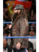 WWE Bray Wyatt Studded Leather Jacket