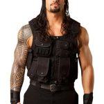 WWE Roman Reigns Tactical Black Vest