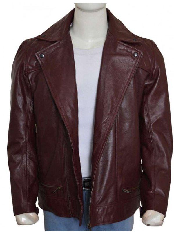 WWE Superstar Edge Leather Jacket