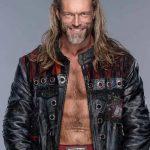 WWE Superstar Edge Royal Rumble Trench Coat