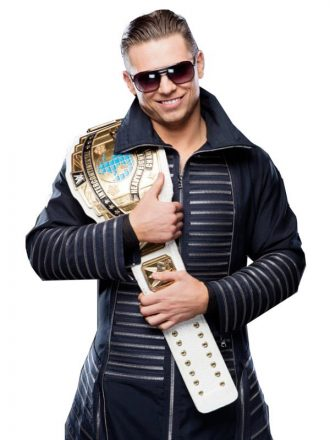 WWE Superstar The Miz Cotton Coat