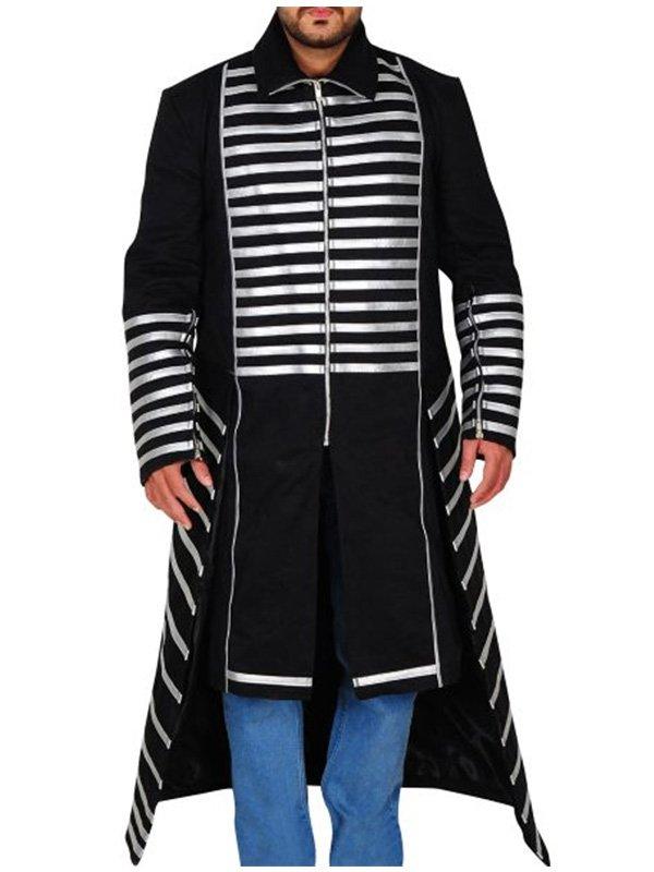 WWE The Miz Michael Gregory Mizanin Black Coat