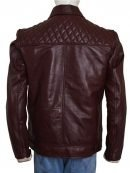 WWE Wrestler Edge Return Brwon Leather Jacket